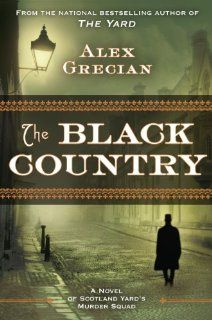 The Black Country. Book 2 of The Murder Squad Series.