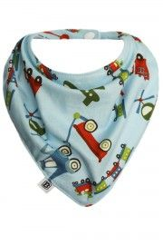 Bibska Bib - Boys Stuff - Dribble Bib - fantastic bandana bibs at Not Another Baby Shop