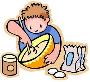 going camping with the girls  CampingwithGus.com Kid Stirring Camp Food Bowl - Camping Recipes for kids