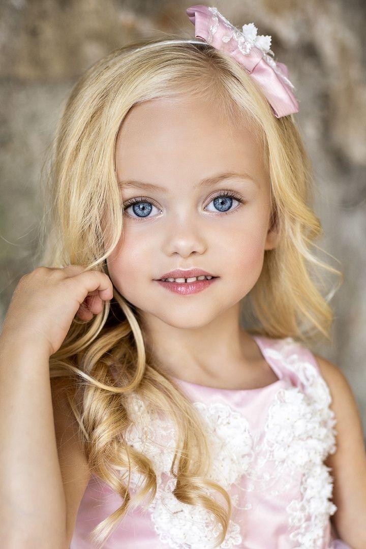 Pin On Beautiful Little Girls