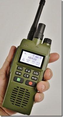 Selex ES Announces The Compact HH-E Software Defined Radio