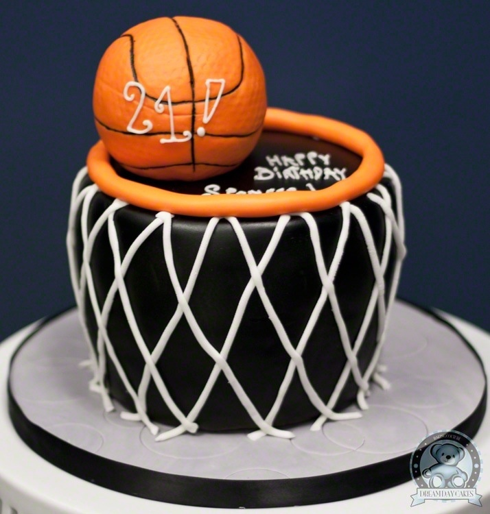 64 best images about Basketball Cakes on Pinterest Cake ...