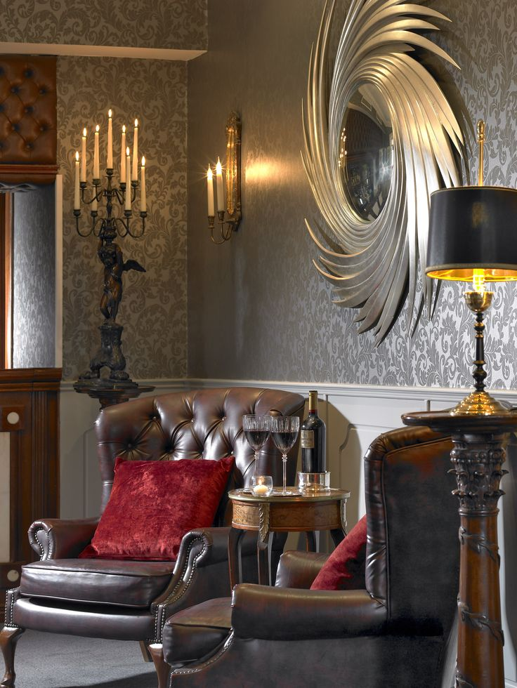 Enjoy a drink and a good book as you curl up by the fire after a long day of exploring Killarney - Randles Hotel, Killarney, Co. Kerry