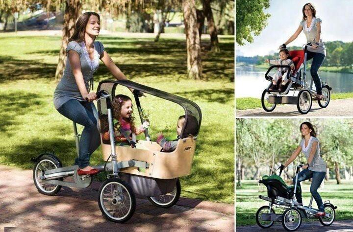 Neato Baby bike, Baby strollers, Luxury baby