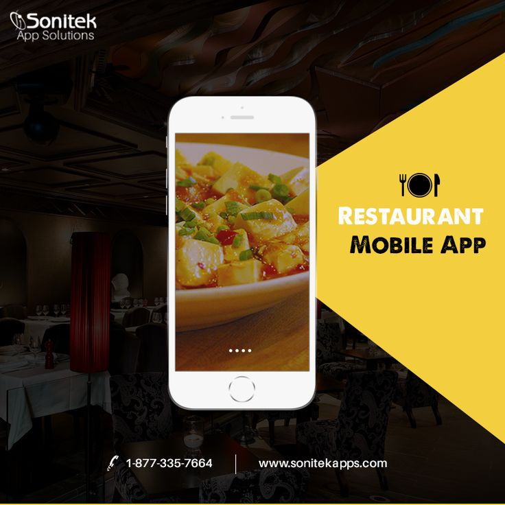 Increased Revenues & Recognition - All with an App! #Restaurant  #App #AppsForBusiness Call - 1-877-335-7664