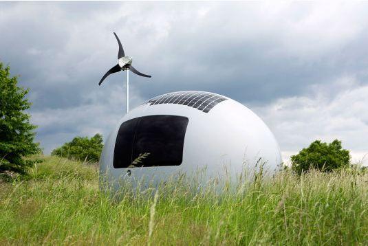 Ecocapsula ar putea ieşii la vânzare începând cu 2016