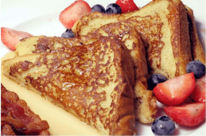 This vegan french toast recipe is easy and delicious. If you have been craving vegan french toast, give this easy vegan recipe a try and enjoy!