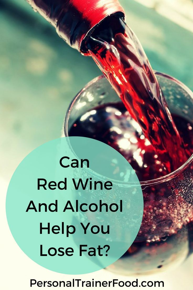 Maybe you've heard that drinking a few glasses of red wine before bedtime will suppress appetite help with weight loss.  Now THAT sounds like a dream come true. But does it really work?  In this article, we'll talk about 3 must-know facts about alcohol and weight loss! // Personal Trainer Food // PersonalTrainerFood.com