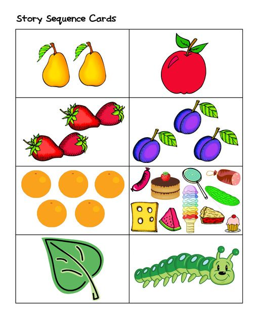 the very hungry caterpillar pdf with pictures