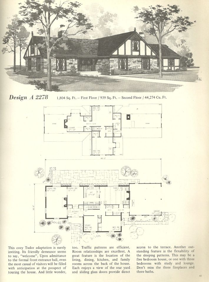 231 best historic house plans images on pinterest vintage house
