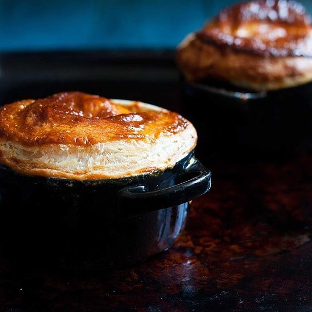 Another amazing #Baking #Contest entry  Crawfish Pot #Pie by @hellomydumpling! Enter the Contest we're running w/ @Bobsredmill! Here is what you need to do to be eligible for a chance to win! 1. Follow @BobsRedMill & @thefeedfeed 2. Create a NEW Instagram post (regrams accepted) with a photo of your best home baked treats by tagging #feedfeed #BobsRedMill in the main post caption. Hashtags must be included in the Main Instagram caption (not as a comment after you have posted) for a chance to…