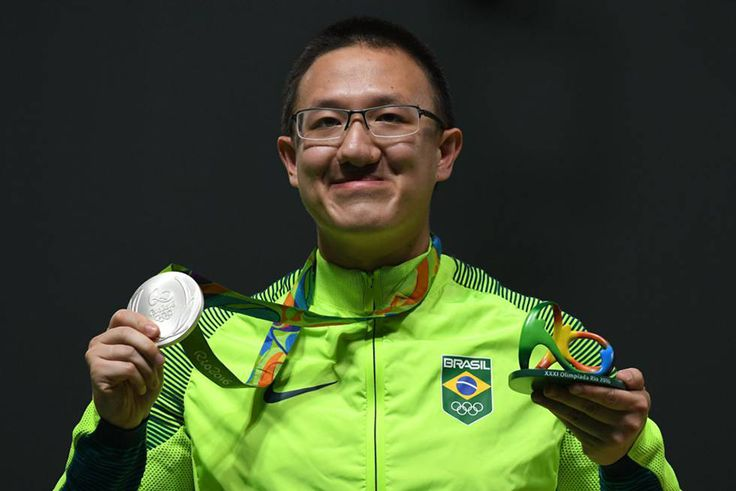 olimpiadas rio 2016 camila coelho felipe wu
