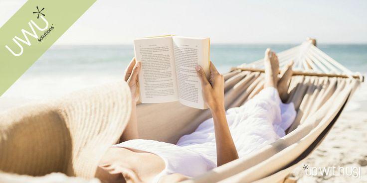 5 sugestões de leitura para as suas férias - http://bit.ly/2awCIwf