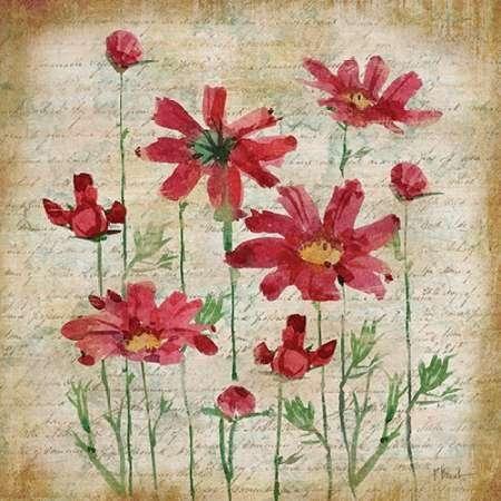 Cuadro Poetic Garden III