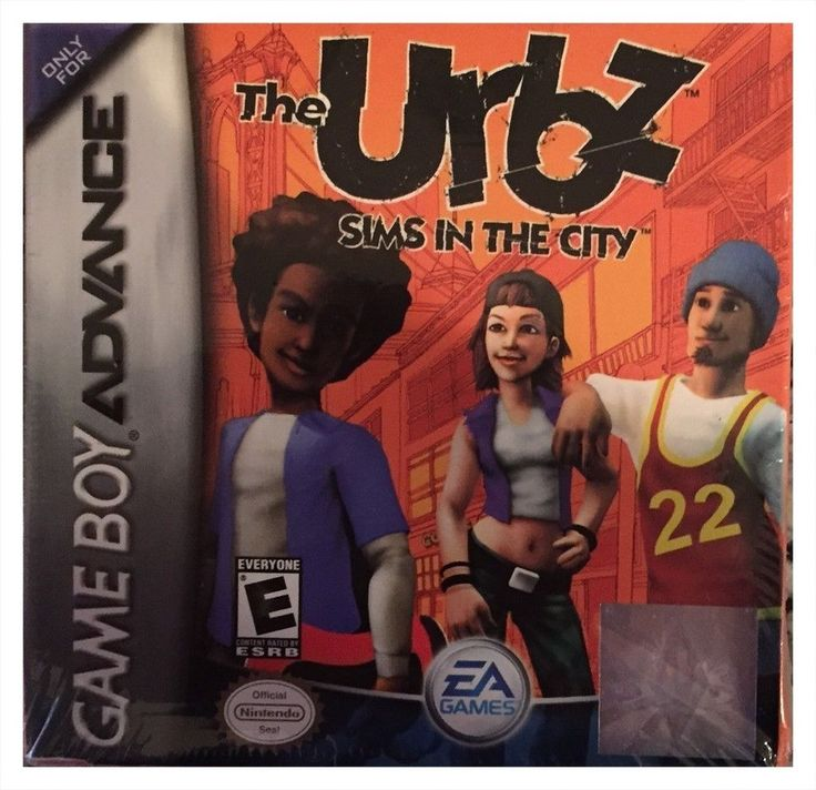 The Urbz Sims in the City Nintendo Game Boy Advance GBA Brand New Sealed: $109.95 End Date: Tuesday Jan-2-2018 11:21:38 PST Buy It Now for…