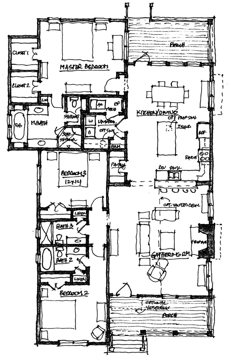 44 best floor plans i like images on pinterest architecture