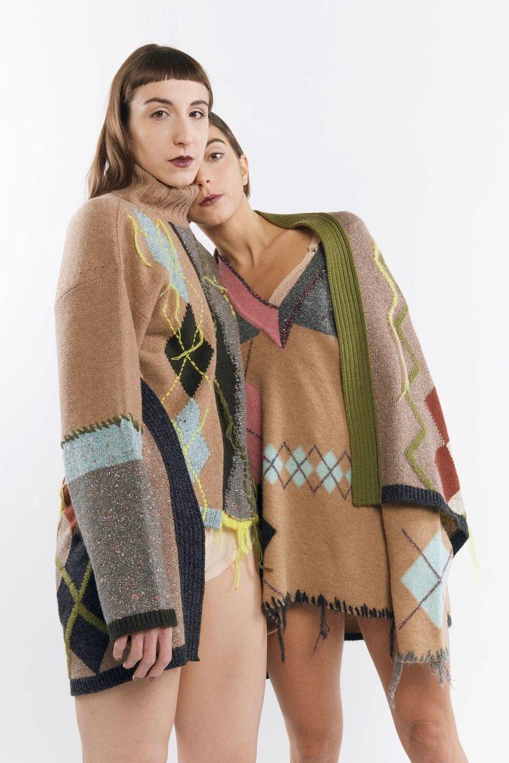 Antonio Marras Pre-Fall 2019 Fashion Show | Knitting ...