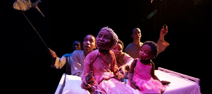 Festival Mondial des Théâtres de Marionnettes 20-29 September, 2013