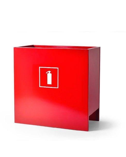Подставка для огнетушителя П 15 2-ОП (напольная) - купить