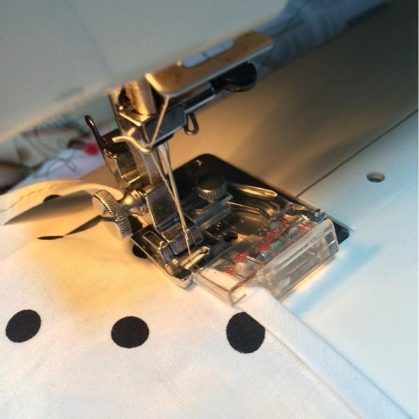 Sewing Machine Bias Binding Foot