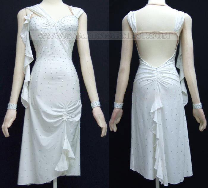 robe de salsa,robes de danse latines http://www.smartsdancedress.com/fr/593