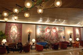 10 Art Hotels Around the World - MutualArt Rome Cavalieri Hotel Via Alberto Cadlolo 101, 00136 Rome, Italy