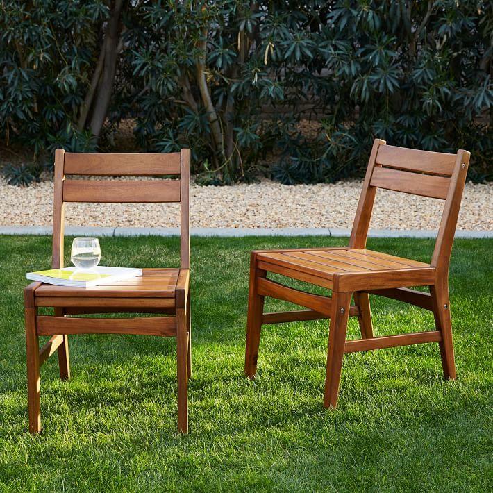 Mid-Century Dining Chair - Auburn