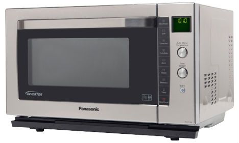 Panasonic NNCF778SBPQ 1000w Family Size 1000w Family Size Combination Oven Stainless Steel Finish:: CF7 series introduces the advantages of a Flat Bed Oven into our Combination range of Microwave Ovens. The absence of a turntable significan http://www.MightGet.com/february-2017-1/panasonic-nncf778sbpq-1000w-family-size.asp