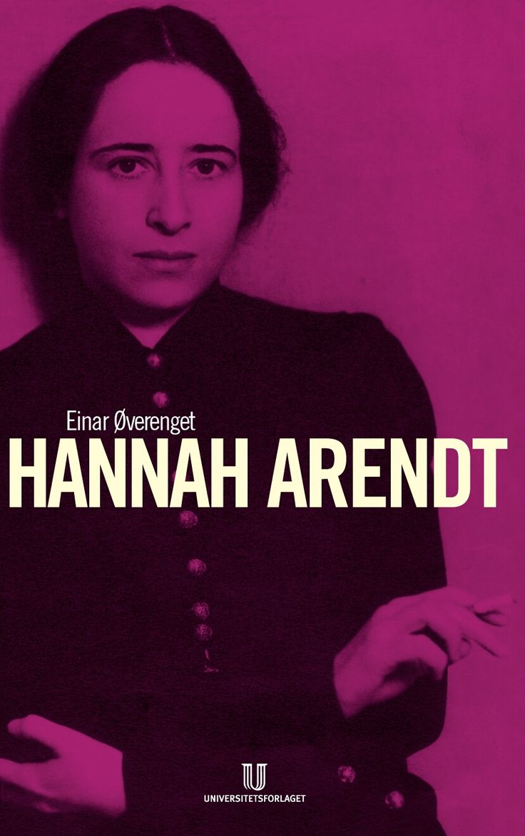 All arendt domination hannah total look