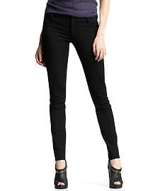 i love the really skinny pants and they're long enough for a tall gal like me