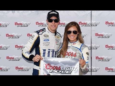 Out Front with Miss Coors Light: Federated Auto Parts 400