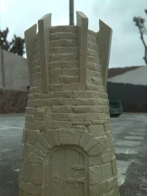 Turret for Empire in Ruins