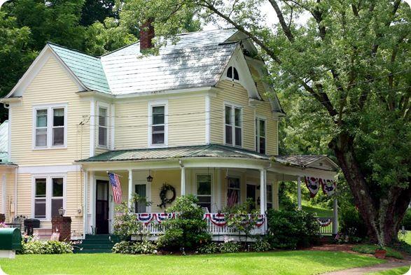 Les 255 meilleures images propos de maisons americaines - Couleurs du sud immobilier ...