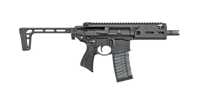 Breaking News: Sig MCX Rattler AKA MCX-K - The Firearm BlogThe Firearm Blog