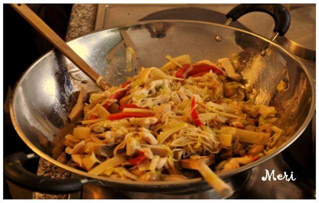 Meri'nin Mutfağı: ÇİN YEMEĞİ