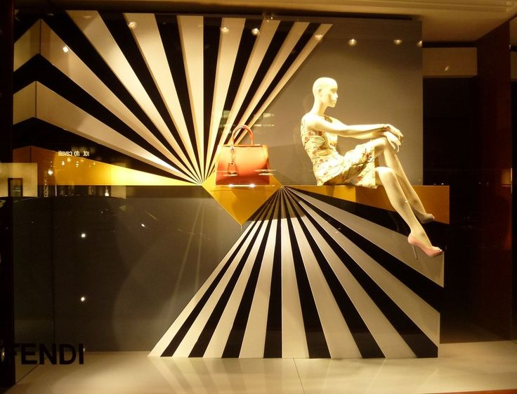 art vitrine window - Google Search