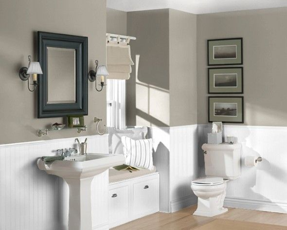 Paint Colors For Bathrooms | Bathroom Colors