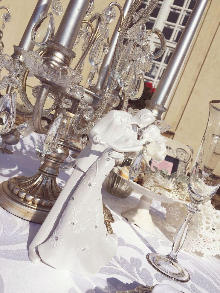 svatební dekorace#wedding table decor#