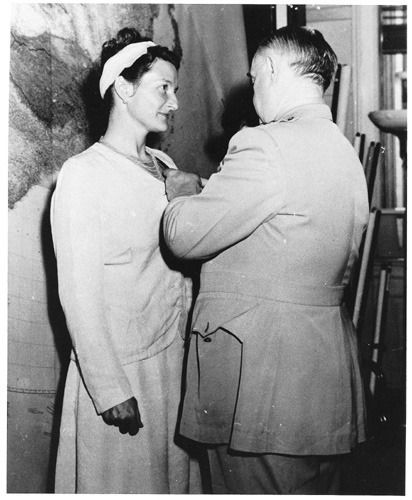Three women defied sexist expectations to become some of the most important allies in WWII.VIRGINIA HALL