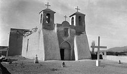 Ranchos de Taos, New Mexico - Wikipedia