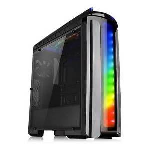 Thermaltake Versa C22 RGB CA-1G9-00M1WN-00 No Power Supply ATX Mid Tower (Black)