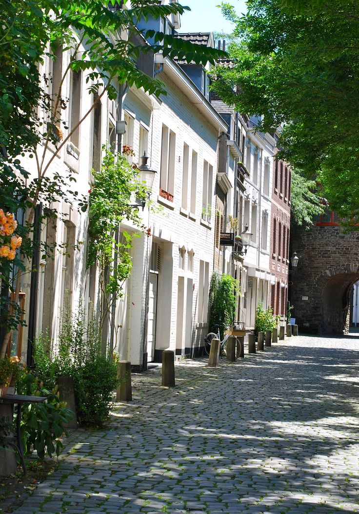*Moving to Maastricht*, Sint Bernardusstraat