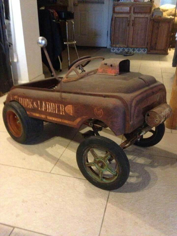 Custom Pedal Cars For Sale