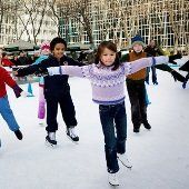 Outdoor Ice Skating Rinks in New York City Including a Brand-new Bronx Rink