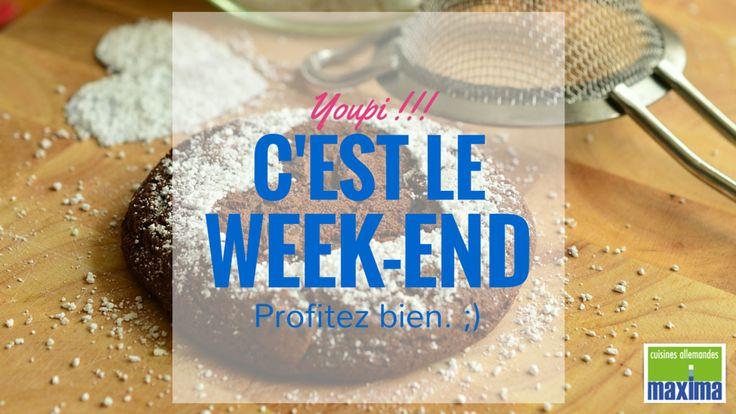 Bon Week End A Toutes Et A Tous Cuisine Allemande Bon Weekend Cuisine