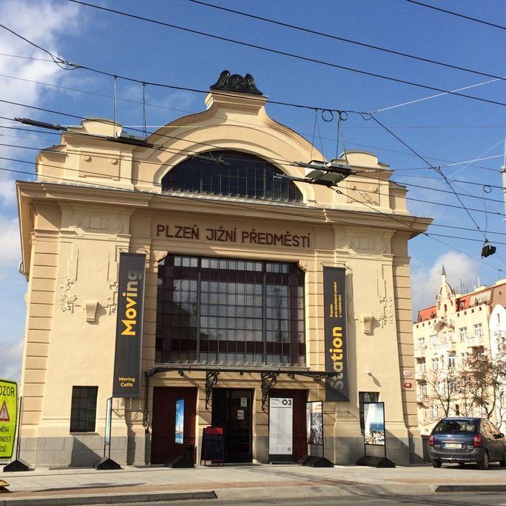 Plzeň - CULTURE STATION