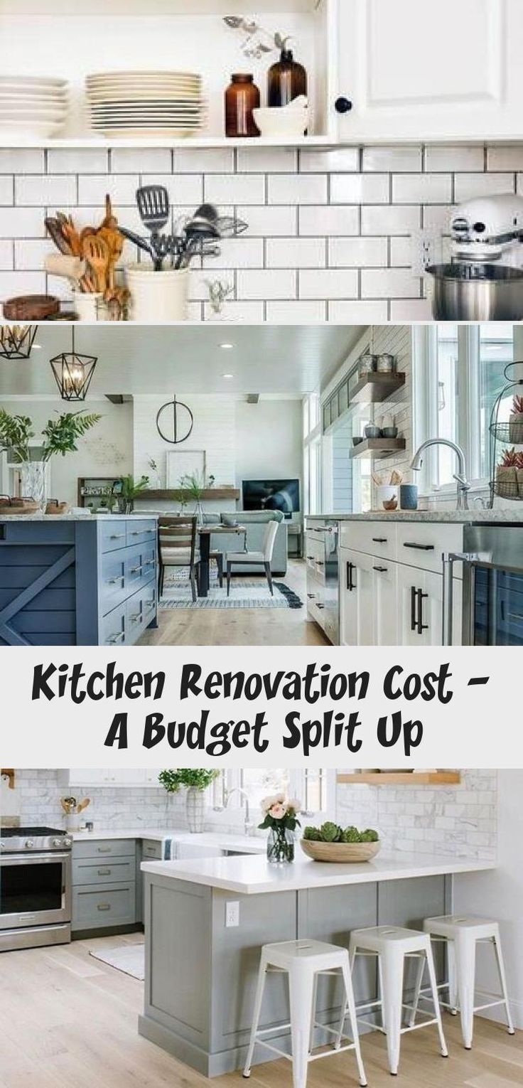Kitchen Renovation Cost A Budget Split Up Kitchen Renovation Cost Cost Of Kitchen Cabinets Kitchen Flooring Options