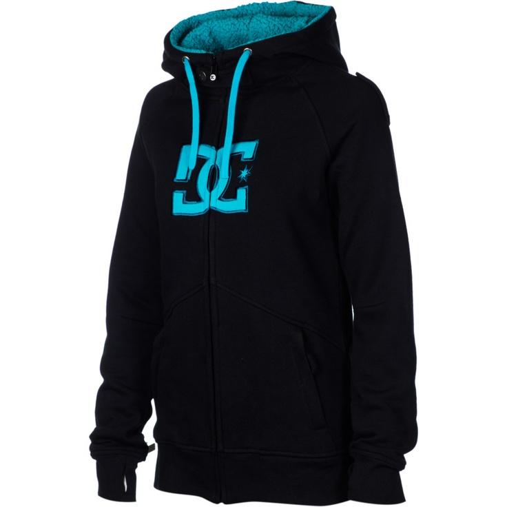 DC Maxmillions Full-Zip Hoodie - Women's