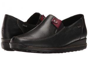 Rieker Daphne 72 (Black/Black Jura/Minesota) Women's Shoes