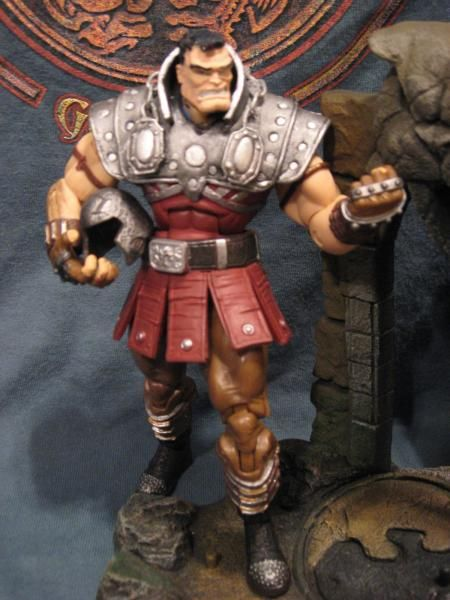 Ram Man (Masters of the Universe) Custom Action Figure